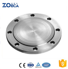 ASME B16.5 CLASS 900 STAINLESS STEEL BLIND FLANGE