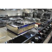 One Stop Solution Hotel Equipment\Kitchen Equipment For Sale(Five-star hotel)