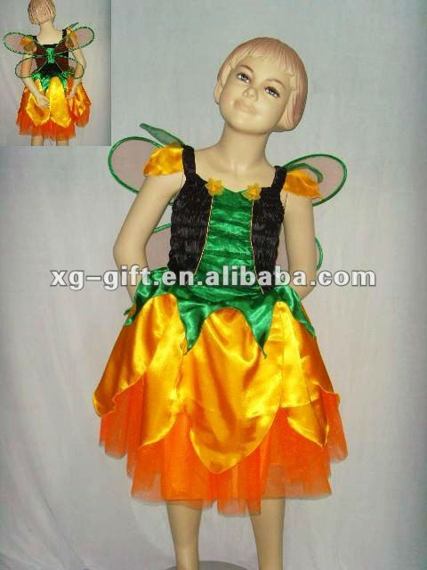 XD09423/S2 Sunflower Fairy Costume