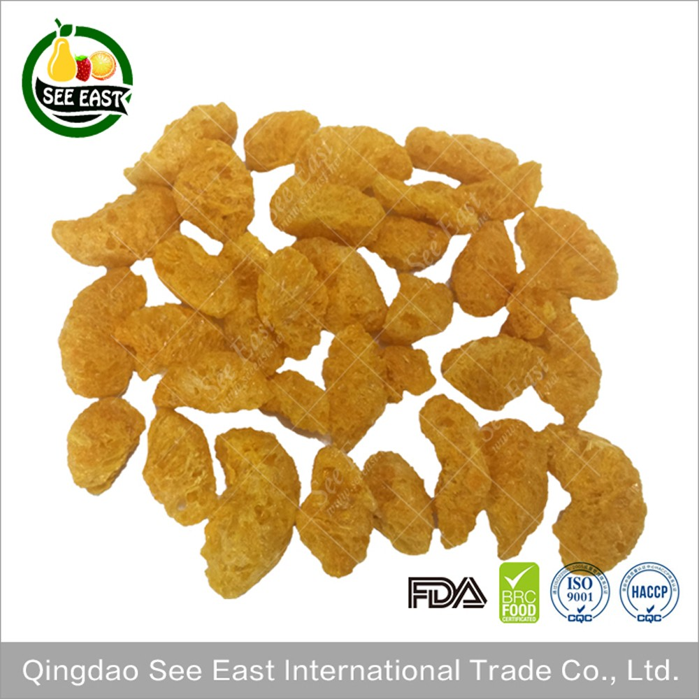 Import China Products FD Dried Fruits Freeze Dried Orange