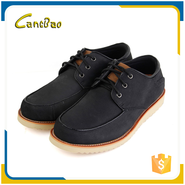 Wholesale popular blank thick sole man casual shoe for sale