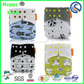 Happy Flute Reusable Cloth Diaper Wholesale Malaysia , Diaper Reusable , Reusable Baby Cloth Diaper