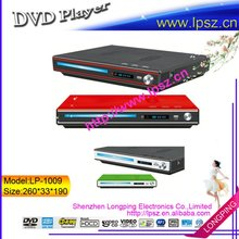 Small dvd player with plastic case LP-1009