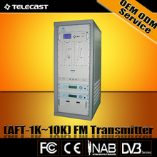 Telecast All Solid-state 5KW FM Transmitter