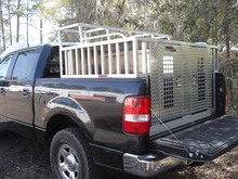 Custom Hunting Transit Dog boxes for sale