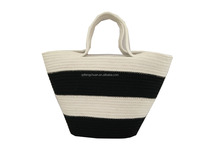 wholesale cheap paper straw bag /Summer paper straw beach bag