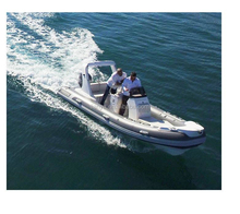 Liya 17feet rigid inflatable boat rib boat