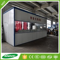 China Henan Used Tire Recycling Machine for Truck Tire Used Export