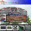 RGX hot sale advertising led TV screen DIP p12,p16,p20mm china video panel wall oled/screen
