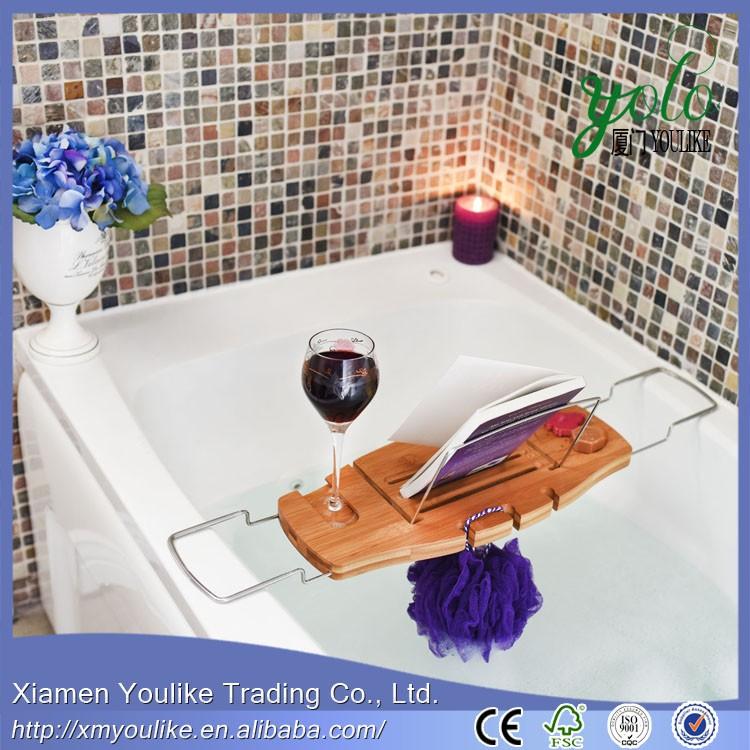 Luxury Bamboo Bathtub Caddy 4.jpg