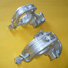 EN74 AND BS1139 scaffold limpet clamp right angle pipe clamp