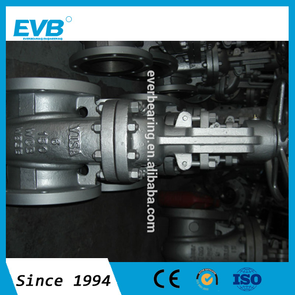 JIS 10k /API 600 cast iron gate valve