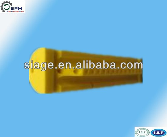 High precision custom made PTFE machined part