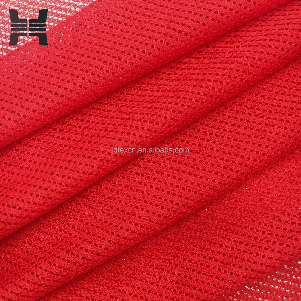 polyester mesh lining fabric mesh fabric for sports shoes