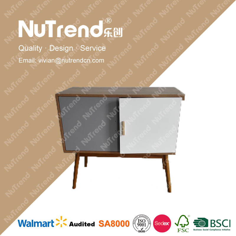 free standing living room lcd led tv stand wooden furniture