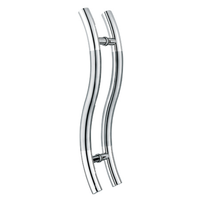 JHD 6067 304ss Brushed Nickel Hardware