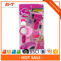 Happy toys for kids 2015 fashion girl makeup set toy with EN71