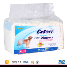 OEM service hot sale disposable dog diapers with different types