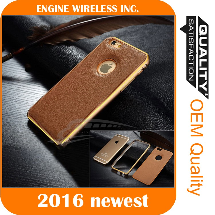 mobile phone shell 4 inch shockproof leather case for iphone 5 case
