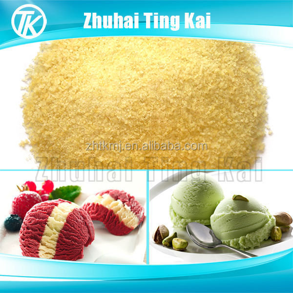 Top quality edible bovine gelatin sale to EU