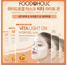 Foodaholic Hydrogel Mask Vita Light on