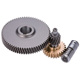 Rc Helicopter Internal Gear Parts and 3F Ul Gear