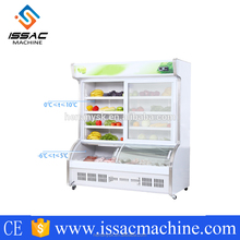 Economic and Efficient commercial glass door refrigerator With Promotional Price