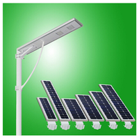 Germany quality India price IP65 led street light, price advantage 25w led solar street light all in one
