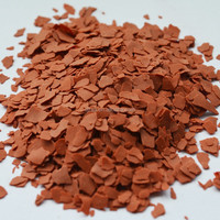 composite mica, (2-8mm) ,mica flakes , color mica