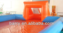 2013 hottest inflatable water football