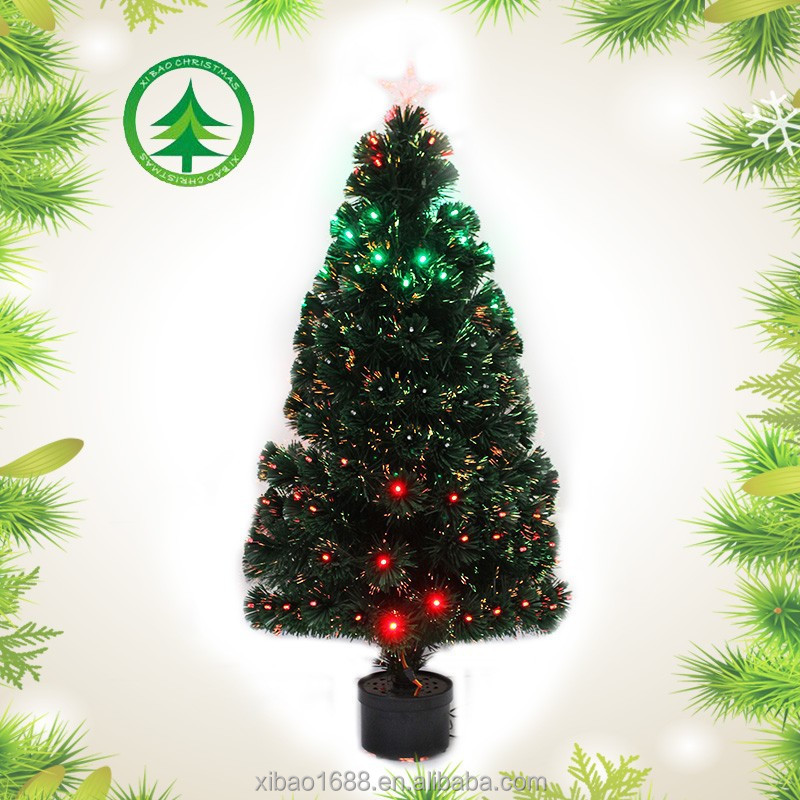 xibao brand 2017 new product Top quality Multicoloured LED Lights christmas tree