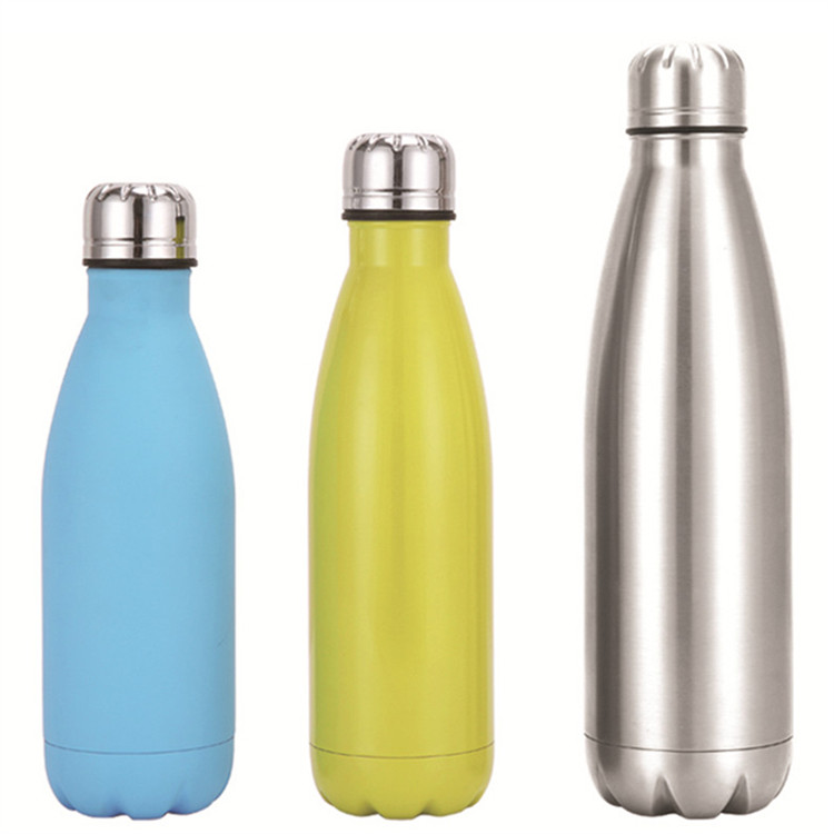 water bottle stainless steel double wall,stainless steel insulated water bottle