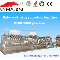 Full Auto Producton Line For Wet