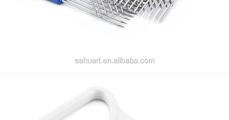 Professional meat tenderizer stainless steel onion rings slicer cutter onion slicer function of meat tenderizer needle