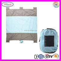 C833 Strong Ripstop Parachute Nylon Fill Blankets Outdoor Sand Escape Pocket Blanket Fill