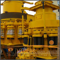 Spring Cone Crusher with High Adaptability in primary,secondary and tertiary