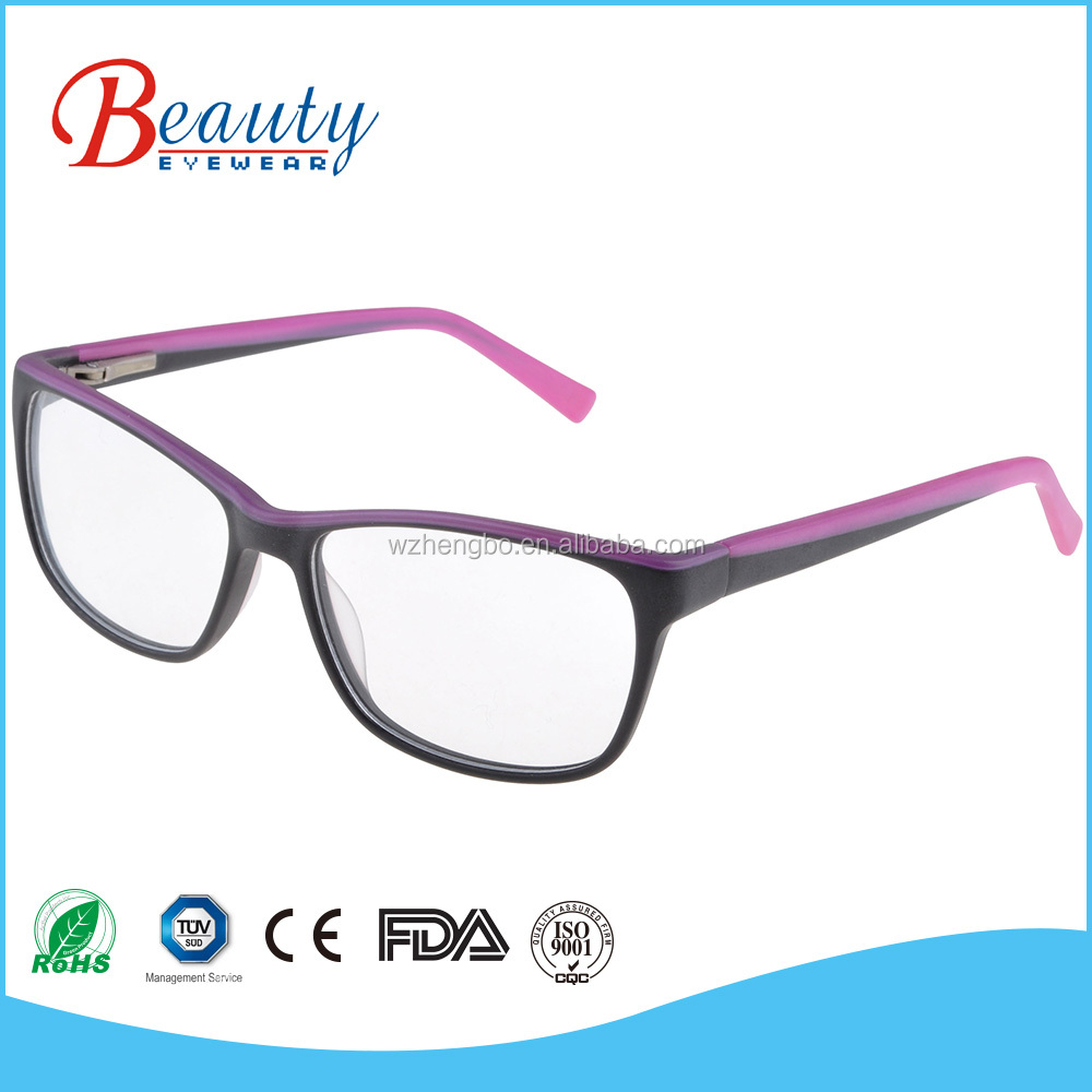 Competitive price brand optical glasses,bright color glasses frames