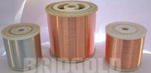 Widely used 180 class aluminum coated copper wire for transformer