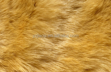 HOT SALE Acrylic high quality faux rabbit fur fabric long pile