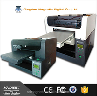 digital t-shirt printer/inkjet canvas printing machine for sale
