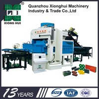 Factory Price Fully Automatic Split Face Concrete Block Machine