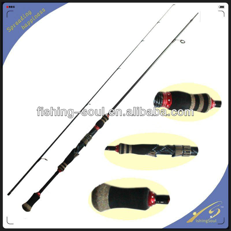 SPR012 Strong graphite blank spinning fishing rods