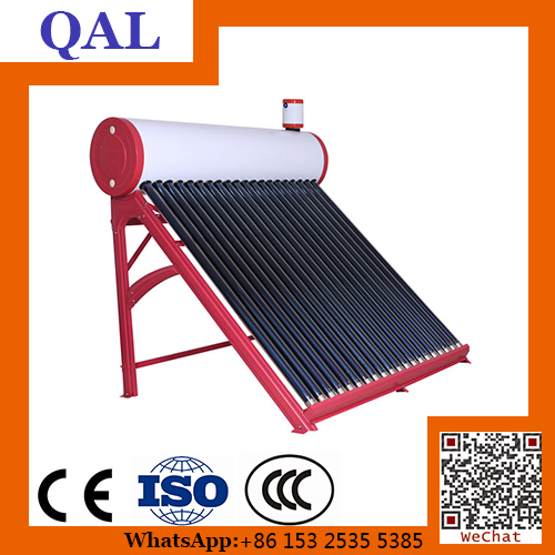 Low Price Vacuum Tube Non-pressurized Solar Water Heater 200L