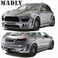 Madly GAF Body Kit for Cayenne 958 HM Style Middle Exhuasts