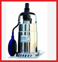 1/2 HP Submersible Sump Pump Featuring Dual Vertical Float