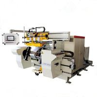 Automatic Foil Coil Winding Machine For