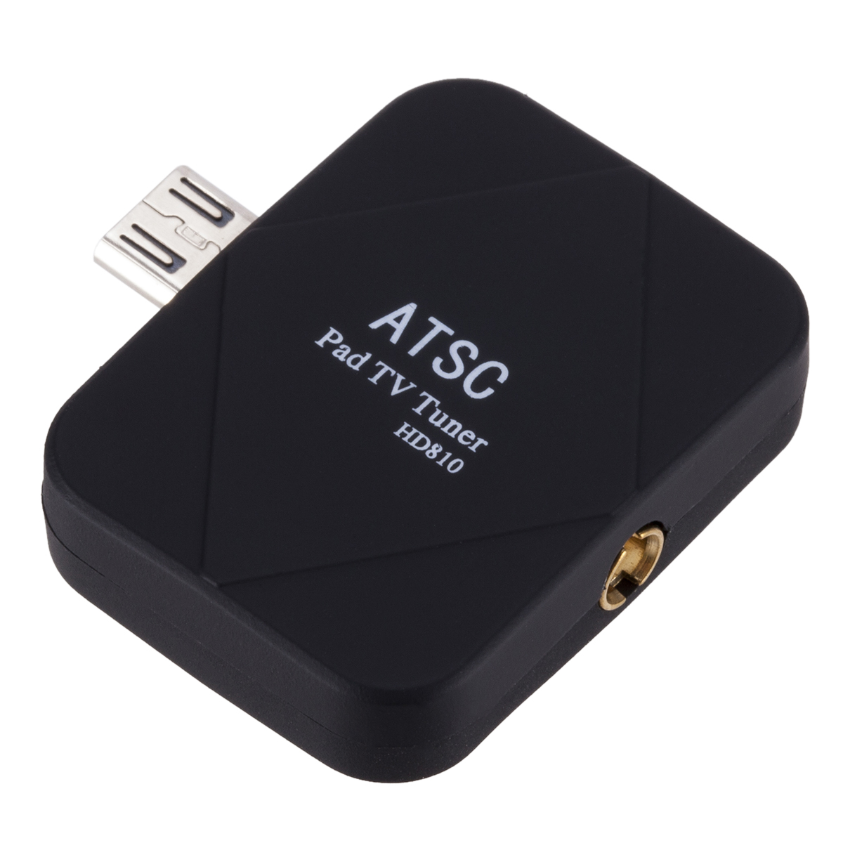 TV Tuner Stick ATSC Live Digital ATSC TV Receiver TV On Android Phone Pad For USA Korea Mexico Canada HDTV Satellite Receiver