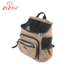 New style plastic pet carrier bag
