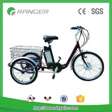 electric tricycle 3 wheel cargo bike