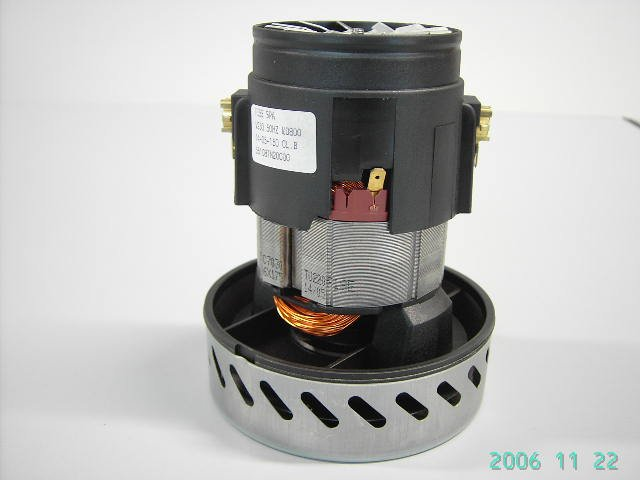 Small Wet & Dry Vacuum Cleaner Motor